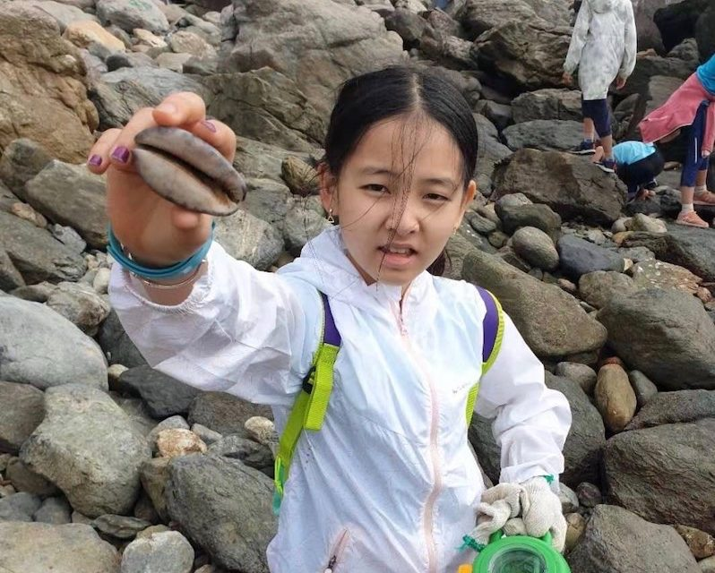 Leadership and Service: 5th and 6th graders go to Xichong